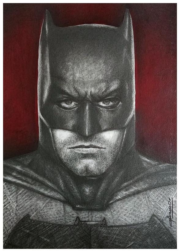 Batman, Ben Affleck por Gamor